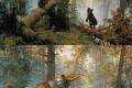 Słynne obrazy z tłustym rudym kotem w roli głównej ikonka 12