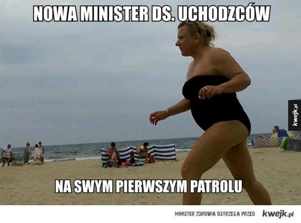 Nowa minister