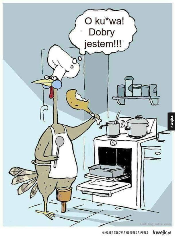 Najlepszy kucharz