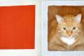 Słynne obrazy z tłustym rudym kotem w roli głównej ikonka 6