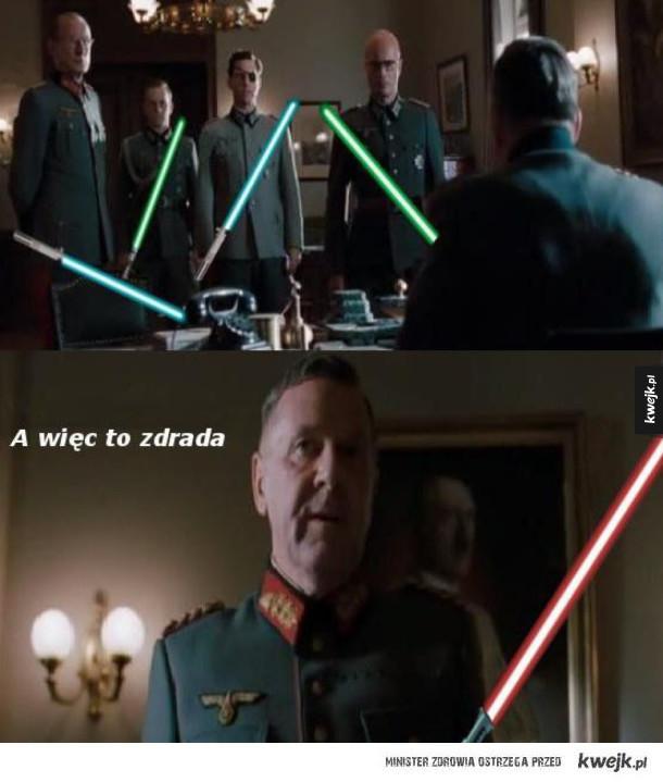 Gdyby Gwiezdne Wojny działy się w Niemczech