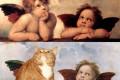 Słynne obrazy z tłustym rudym kotem w roli głównej ikonka 7