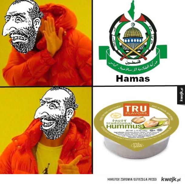 Tylko hummus!