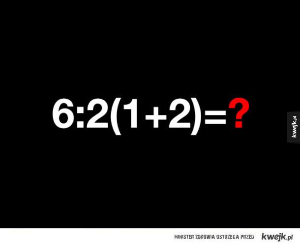 Zagadki matematyczne, które wprawiły Internet w zakłopotanie