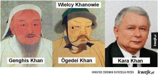 Wielcy Khanowi