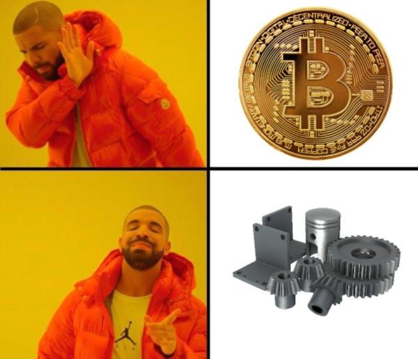 Bitcoiny? A na co to komu?