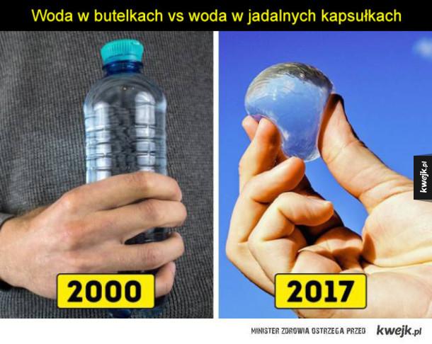 Od 2000 roku wiele się zmieniło
