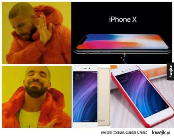 Xiaomi zawsze lepsze
