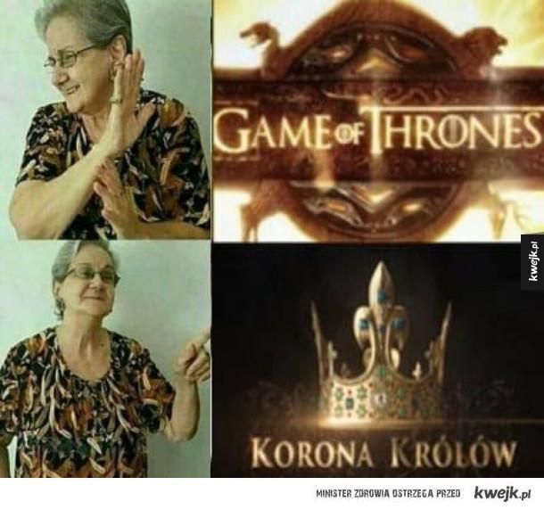 """""""Korona Królów"""" w memach"""