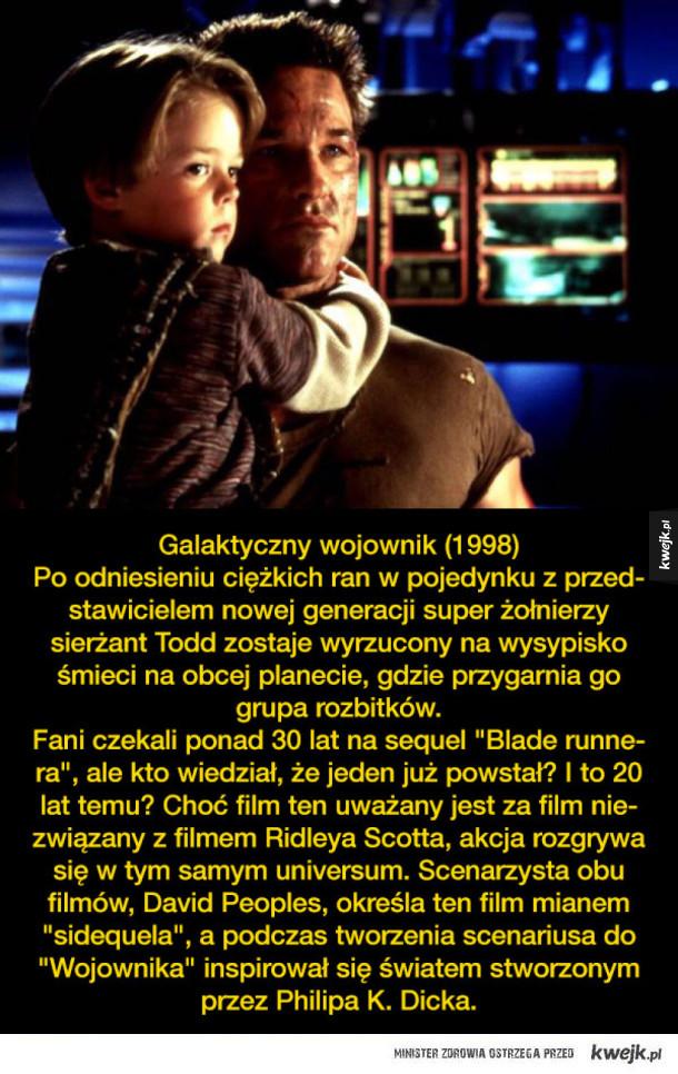 Mogliście nie wiedzieć, że te filmy są sequelami