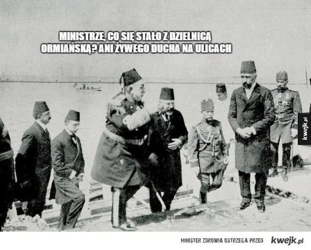 Ciekawe gdzie zniknęli Ormianie