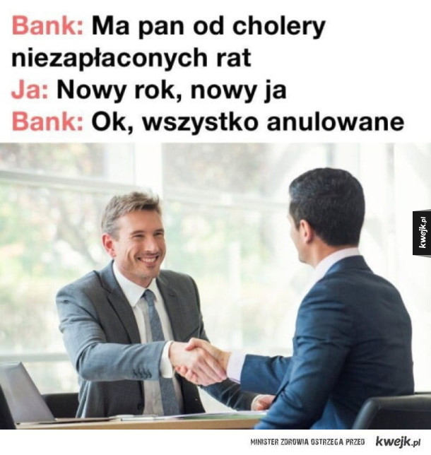 Co roku to samo