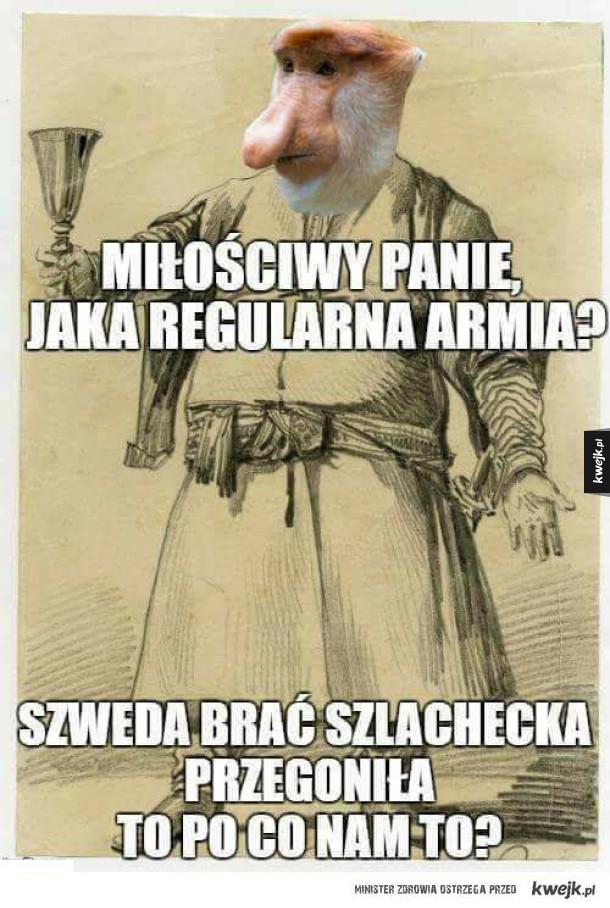 Historyczne memy i śmieszki