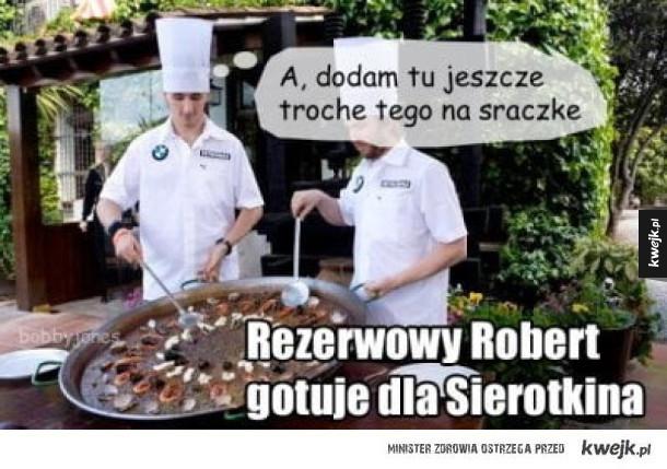 Rezerwowy Robert