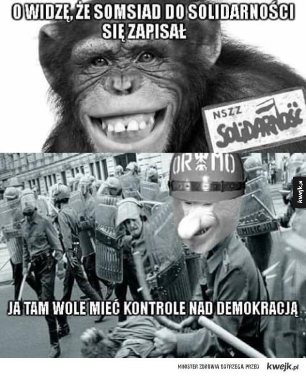 Kontrola nad demokracją