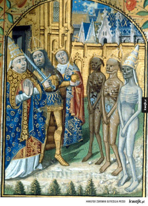 """Nie wiem, co brali w średniowieczu, ale też poproszę (aka """"ej, to te obrazki z memów"""")"""