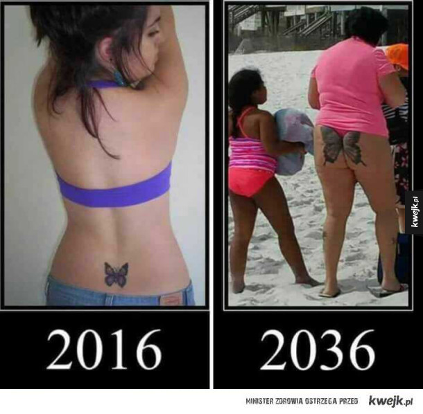 Pomyśl zanim zrobisz tatuaż