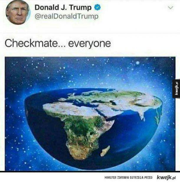 Trump pozamiatał