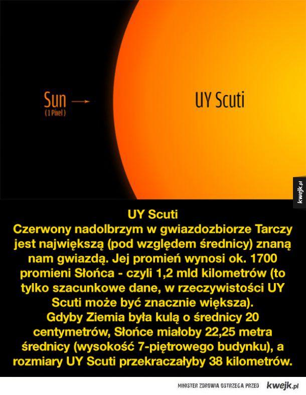Najdziwniejsze gwiazdy Wszechświata