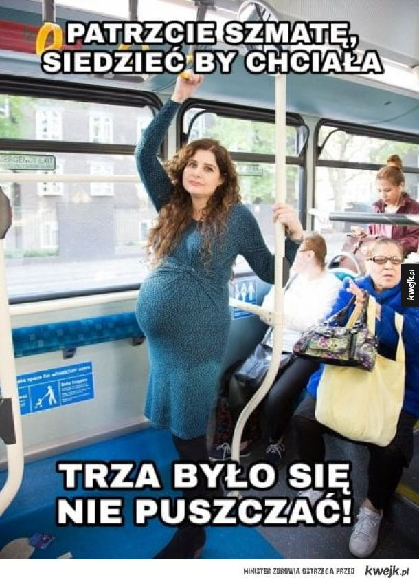 Autobusowe heheszki.