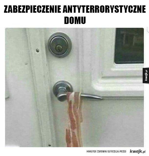 Zabezpiecznie antyterrorystyczne