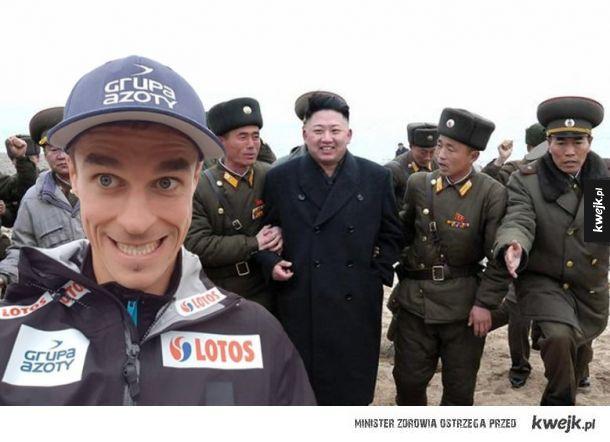 Selfie z igrzysk