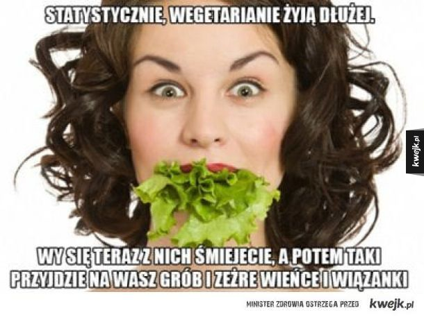 Beka z wegetarian