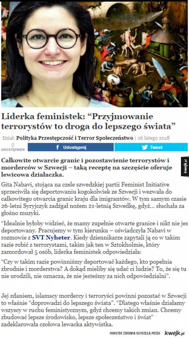 """""""Wspaniały świat feministek"""""""
