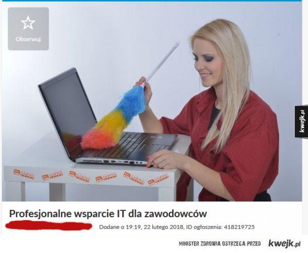 Profesjonalna firma IT