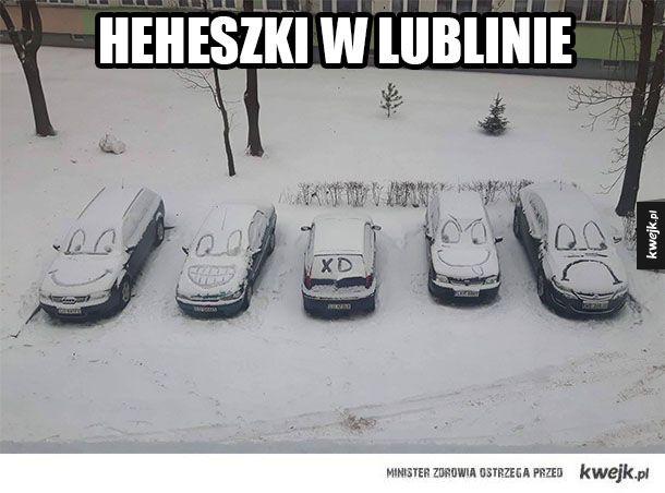 Takie rzeczy w Lublinie