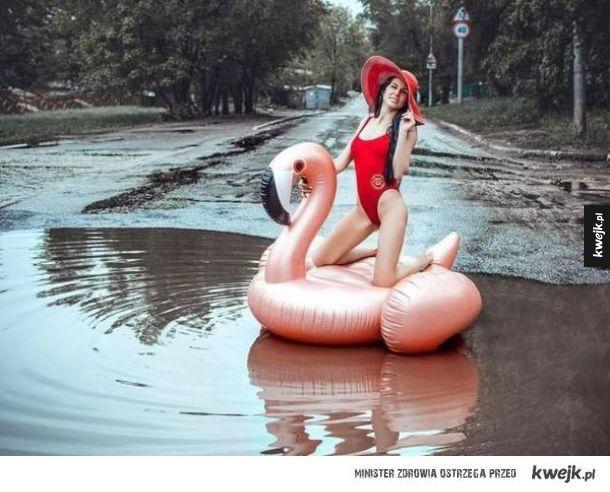 Zwyczajne dni w Rosji