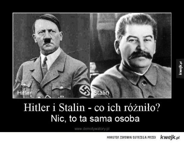 Hitler i stalin