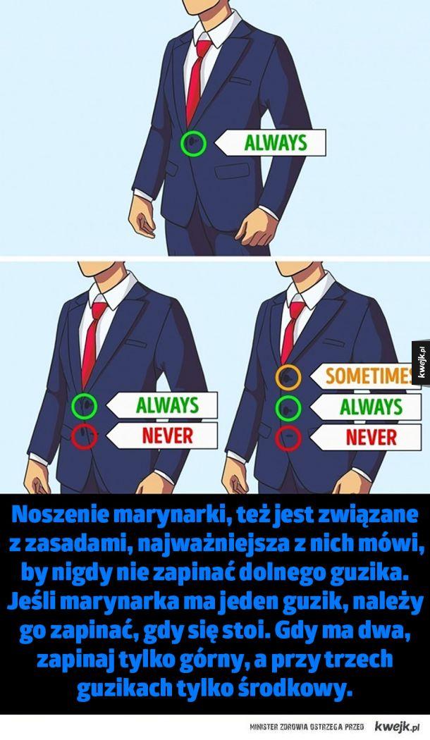 Zasady dress code, które warto przestrzegać, szczególnie na oficjalnych spotkaniach