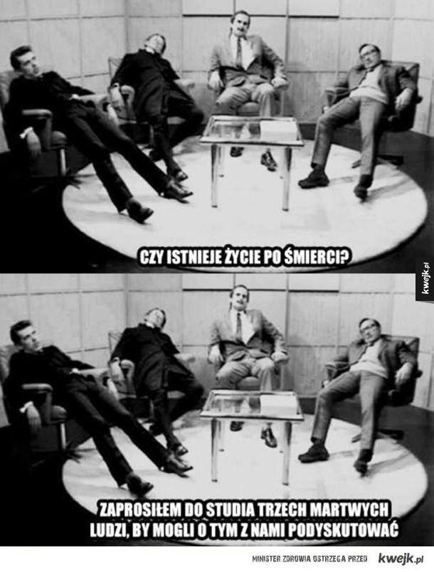 Monty Python zawsze spoko
