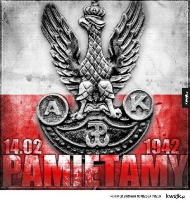 14 lutego 1942 powstała Armia Krajowa