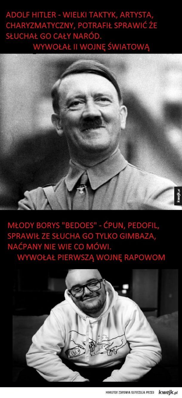 Hitler i Bedoes