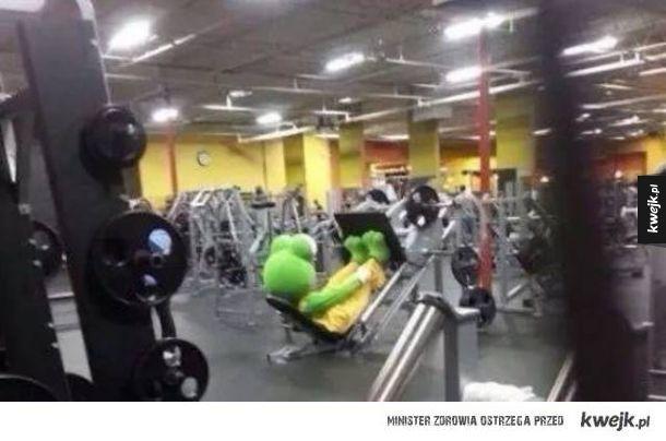 Dziwne sytuacje i faile z siłowni