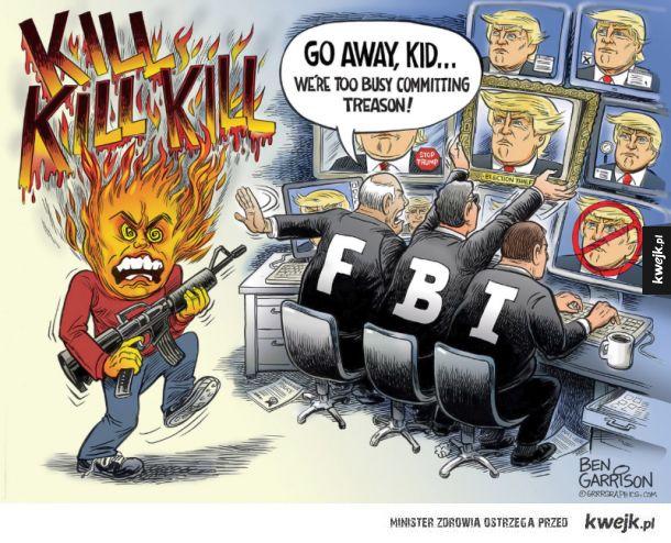 Kolejna strzelanina szkolna w USA *skreśla szereg kresek*