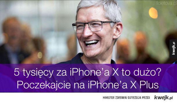 Cena iPhone