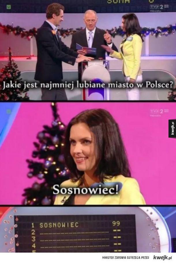 Miasto w Polsce