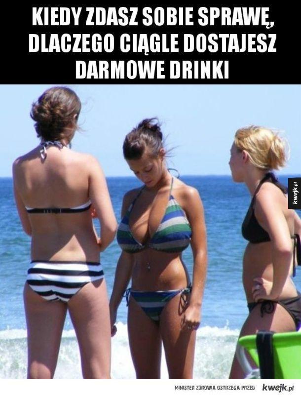 Darmowe drinki