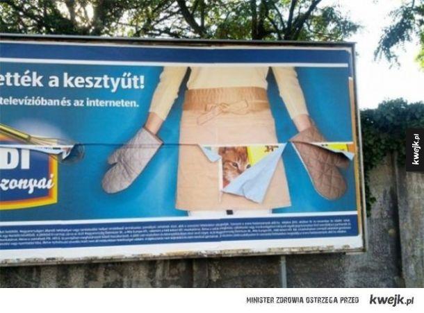 Reklamy, które nie poszły zgodnie z planem