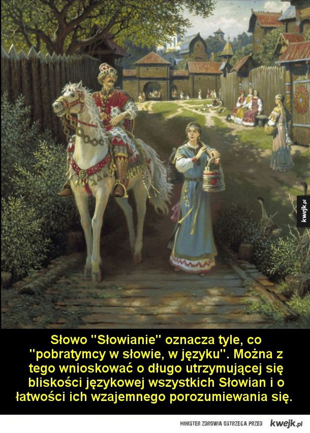 Ciekawostki o Słowianach