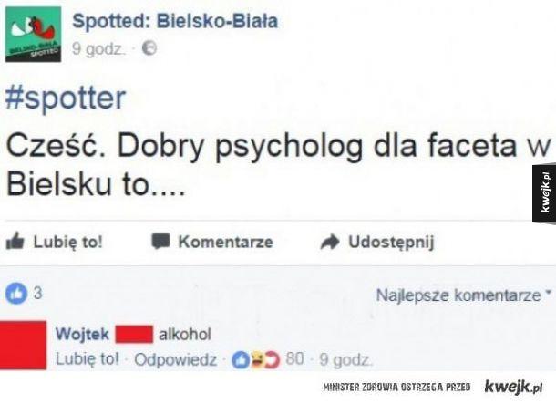 Dobry psycholog