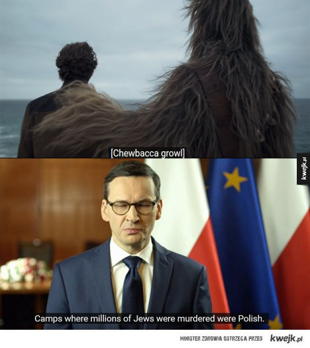 Kiedy YouTube lepiej tłumaczy Chewbacce niż premiera