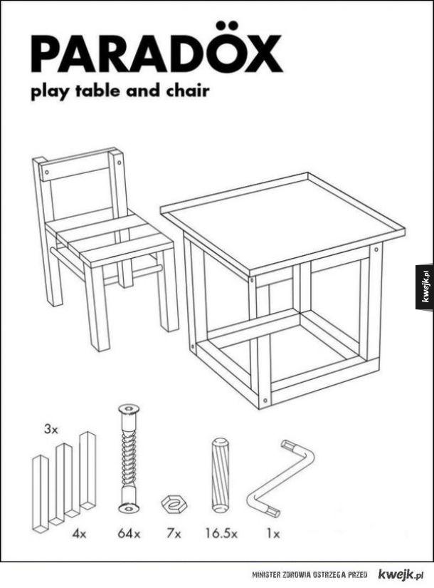 Surrealistyczna IKEA
