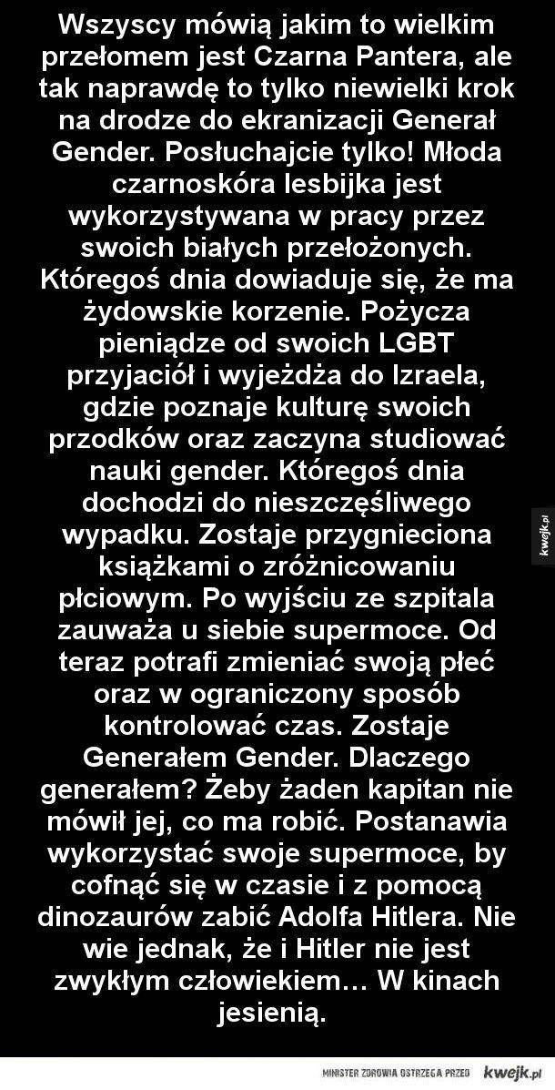 Generał Gender