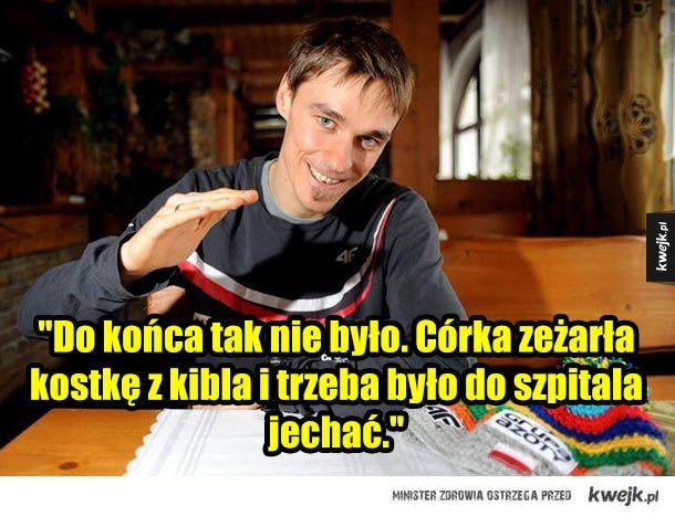 Najlepsze teksty Piotra Żyły