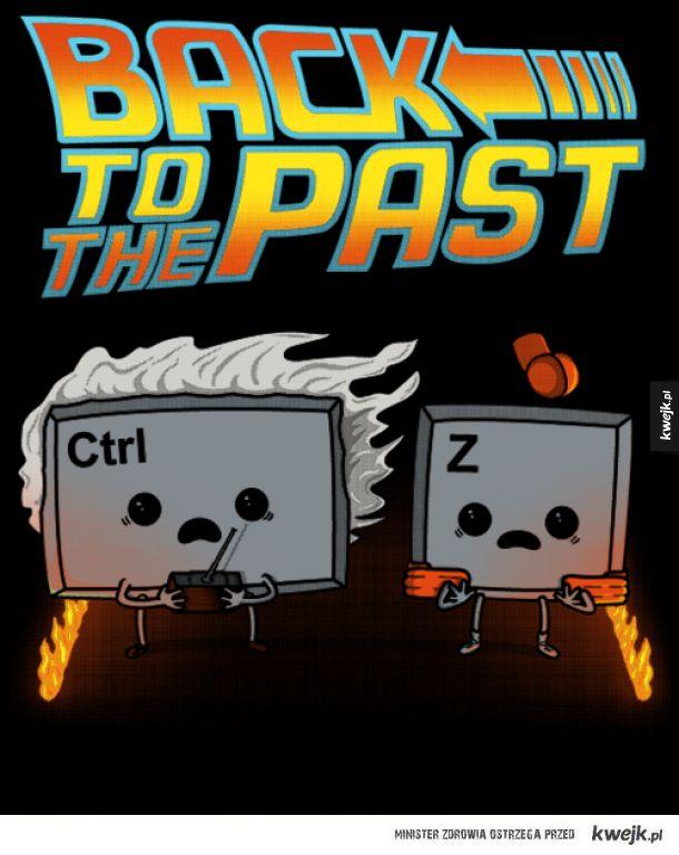 Powrót do przeszłości