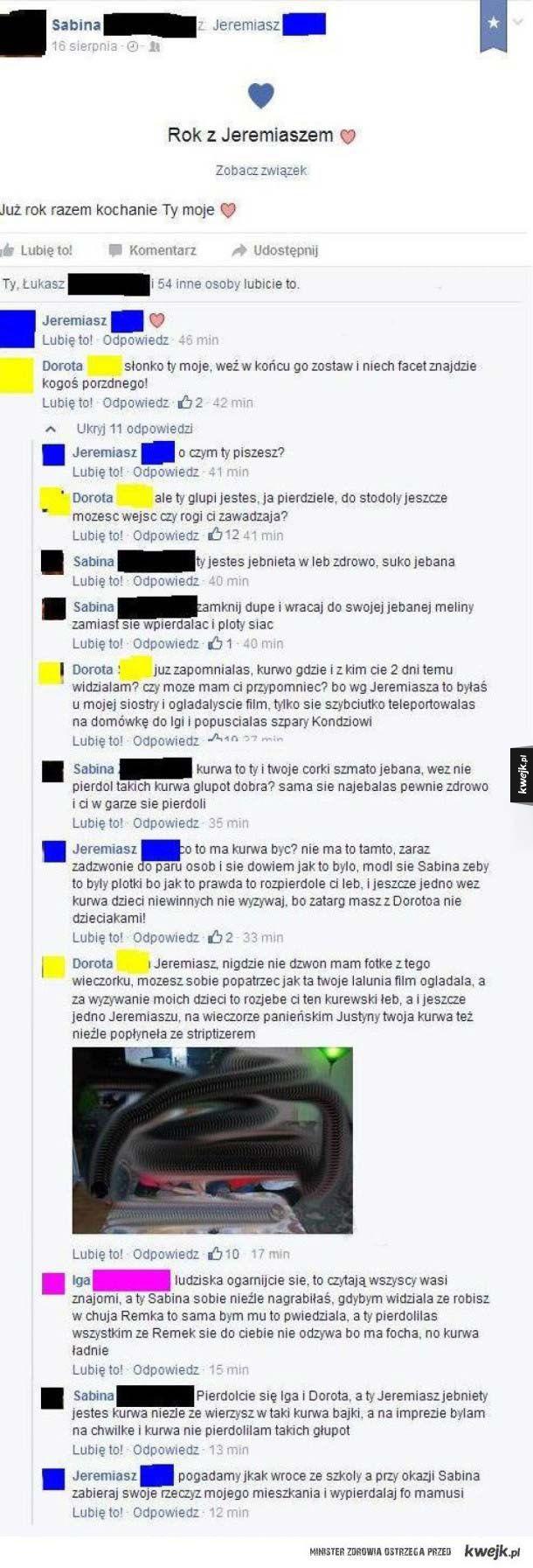 Patologia na fejsie